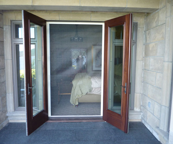 French Door Screen Any Size
